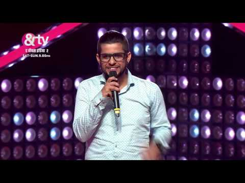 Madhur - The Surila Lawyer | The Blinds | Moment | The Voice India S2 | Sat-Sun, 9 PM