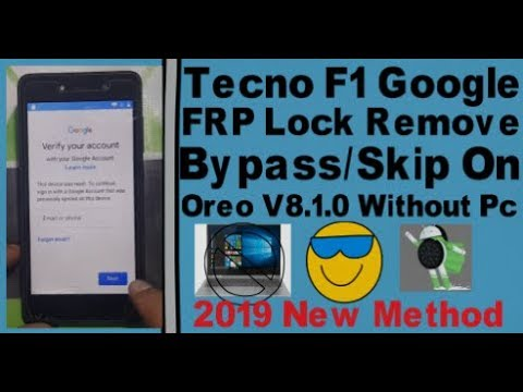 Techno IN 2 FRP   MT6739 FRP   Without box  Without full
