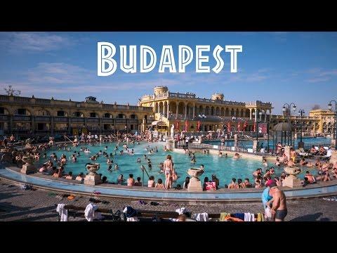 סרטון טיול המציג את כל מה שכיף בבודפשט