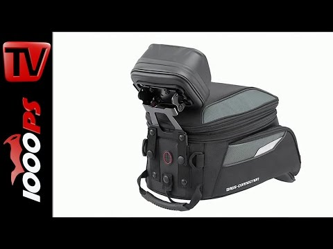 SW MOTECH | Navi Case Pro Motorcycle GPS device bag for GPS units and smartphones