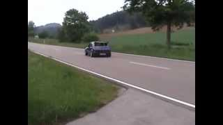 Peugeot Turbo Charged 205 GTI 16V