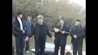 ჩეჩნების შესრულებული ქართული სიმღერა