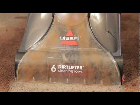 BISSELL Titanium Healthy Home ProHeat Deep Cleaner