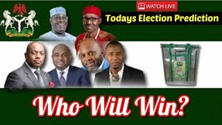 Today's Presidential Election - Nigerians Predicts Winner.