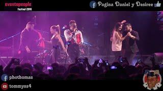 Johnny Sky feat. Daniel y Desiree & Sergio y Marichu @ Eventopeople 2016