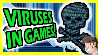 5 Games You Never Knew Contained Actual Viruses & Malware | Fact Hunt
