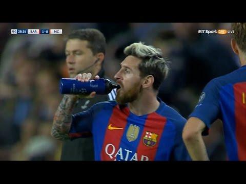 Lionel Messi Goal vs Manchester City l Barcelona vs Manchester City 4-0 All Goals And Highlights