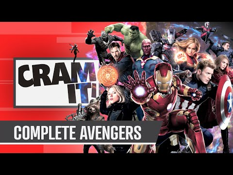 The COMPLETE MCU Recap | CRAM IT (Avengers: Endgame Edition)