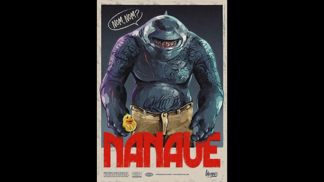MakingOf Nanaue byBrusco