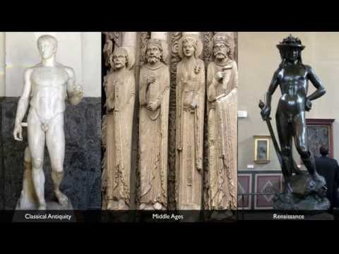 A Brief History Of Representing Of The Body In Western