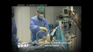 NRJ 12 - Tellement Vrai - Obésité Le Combat De Leur Vie - 25 Novembre 2012 - 3/4