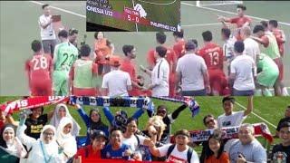 MERLION CUP 2019 U22 INDONESIA VS PHILIPINA BABAK KE 2