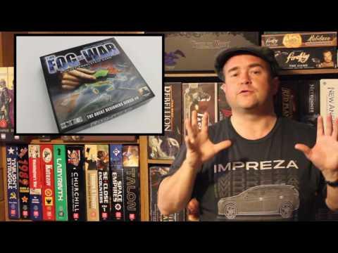 The Discriminating Gamer: The Fog of War