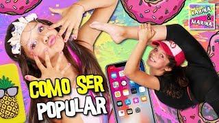 🌈 ¡¡TIPS PARA SER La CHICA Más POPULAR En LA ESCUELA!! 🦄 TRUCOS DE BELLEZA TUMBLR 🍍 HAUL CLAIRE'S