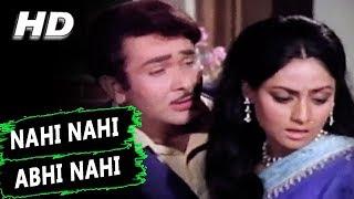 Nahi Nahi Abhi Nahi |Kishore Kumar, Asha Bhosle| Jawani