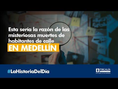 Esta sería la razón de las misteriosas muertes de habitantes de calle en Medellín