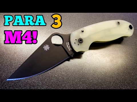 "M4 Para 3 Blade HQ Exclusive Follow Up ""Review"" - смотреть"