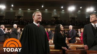 Supreme Court Chief Justice John Roberts Was Briefly Hospitalized Last Month | TODAY