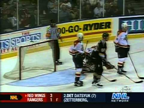 Goal Peter Bondra Penguins VS Capitals 1996 NHL Playoffs Game 1 ... b662d5008682