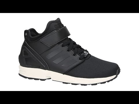 Adidas ZX FLUX NPS MID zwarte hoge sneakers