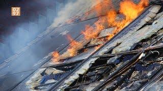 Drie woningen verwoest door brand na oververhitte zonnepanelen Vinkeveen