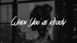 Shawn Mendes   When You're Ready (Lyrics)