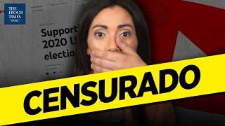 YouTube prohíbe videos sobre fraude electoral ¿Adiós libertad de expresión? | Al Descubierto
