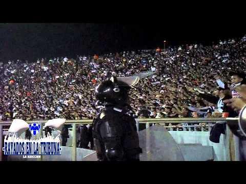 """""""Gol+ llega el sabado la adiccion MTY 3-1 QUE J3 Cl2014"""" Barra: La Adicción • Club: Monterrey"""