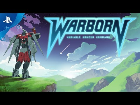 Warborn – Gameplay Trailer   PS4