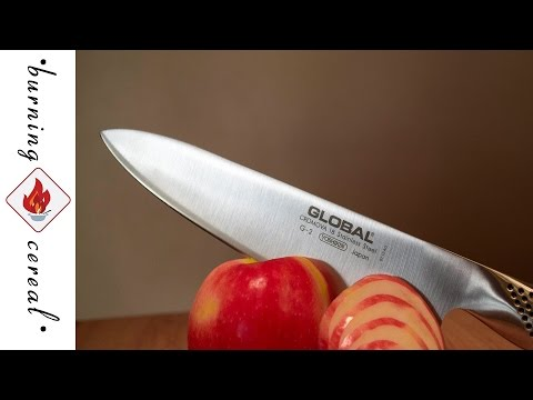 Global G-2 Cooks Knife- Product Review