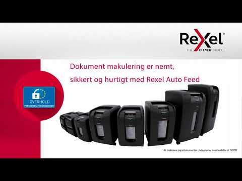 Makulator Rexel Auto+ 200X 32L P4