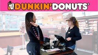 Exposing DUNKIN DONUTS Employee Hacks