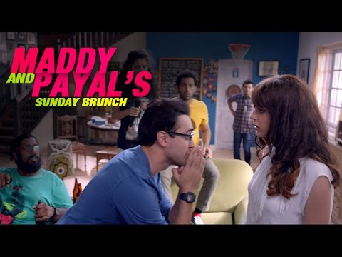 Sunday Brunch | Katti Batti | Imran Khan & Kangana Ranaut | In Cinemas Sept.18