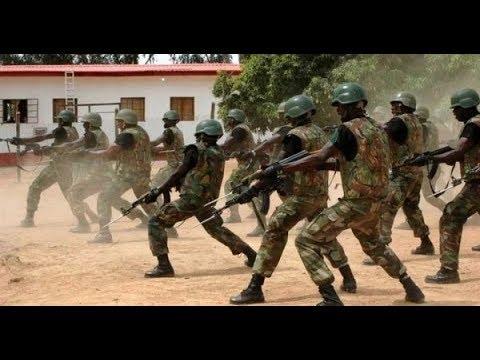 Nigerian army postpones 77 regular intake recruitment