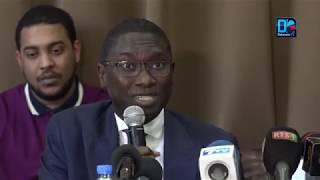 « Il n'y a ni problème, ni désordre dans la Justice » (Ismaïla Madior Fall)