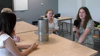 Leerlingen Cambreur College ontwerpen shotjeskoeler
