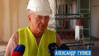 Строительство нового детского сада на проспекте Античный ведется строго по графику.