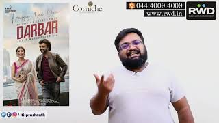 Darbar review by Prashanth