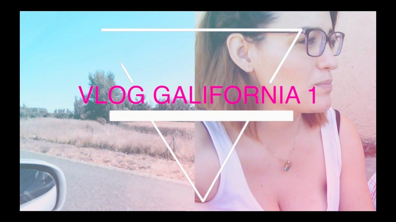GALIFORNIA 1: De camino y descubriendo Rianxo