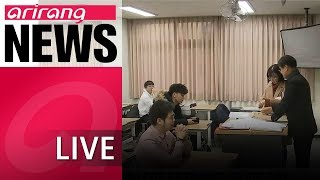 [LIVENEWS] Nearly 600,000 Students Take 2018 College Entrance Exam Nationwide   2018.11.15