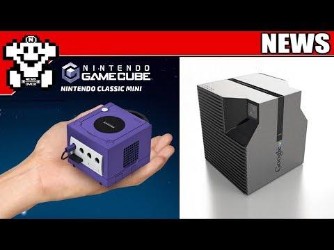GameCube Mini - Neue Hinweise? / Kommt Googles Konsole? - #NerdNews 294