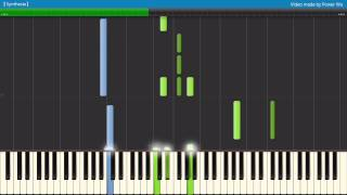 【Synthesia】Deemo - Yawning Lion (V.K克 - 獅子大張嘴)