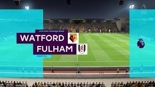 Watford Vs Fulham 4-1 | Premier League - EPL | 02.04.2019