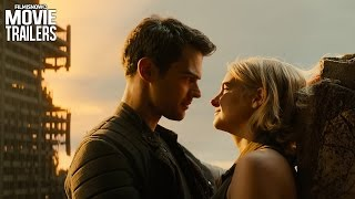 Tris & Fours Big Kiss - THE DIVERGENT SERIES: ALLEGIANT Clip Heights [HD]