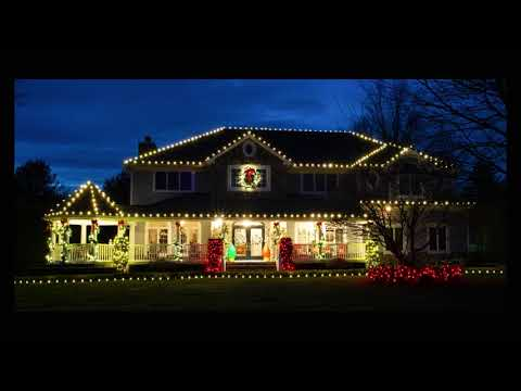 Christmas and Holiday Decorating Highlights 2019