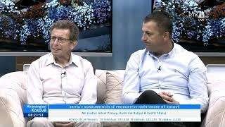 Mysafiri i Mëngjesit - Kushtrim Bytyqi ,Endrit Shalaj & Adam Pinney 17.06.2021