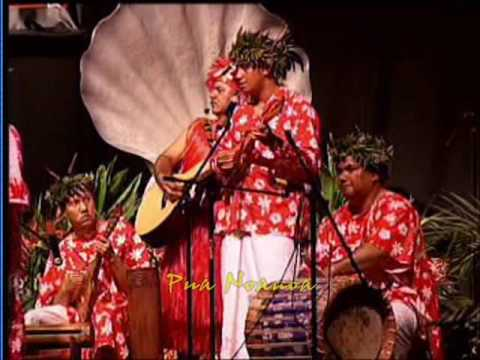 """Pua Noanoa"" song during Tahiti fête 2005"