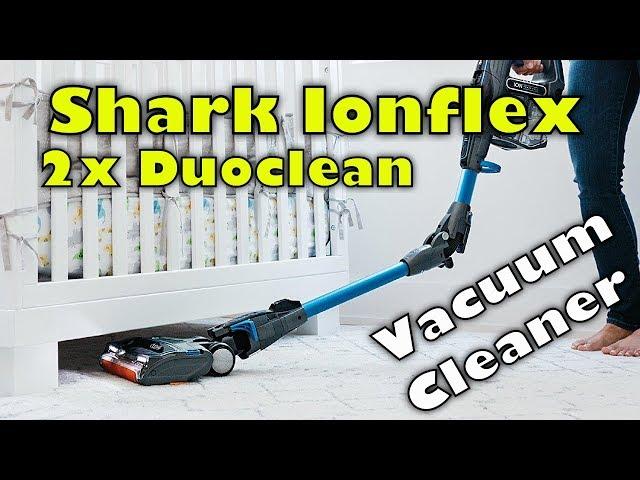 Shark IONFlex 2X IF251 vs  Dyson Cyclone V10 Motorhead