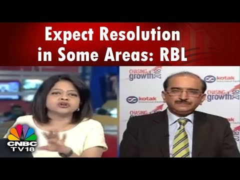 Expect Resolution in Some Stressed Assets Seen in Q3FY18: RBL Bank | CNBC TV18