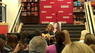 """Chely Wright - Borders Hollywood In-Store (""""Broken"""")"""